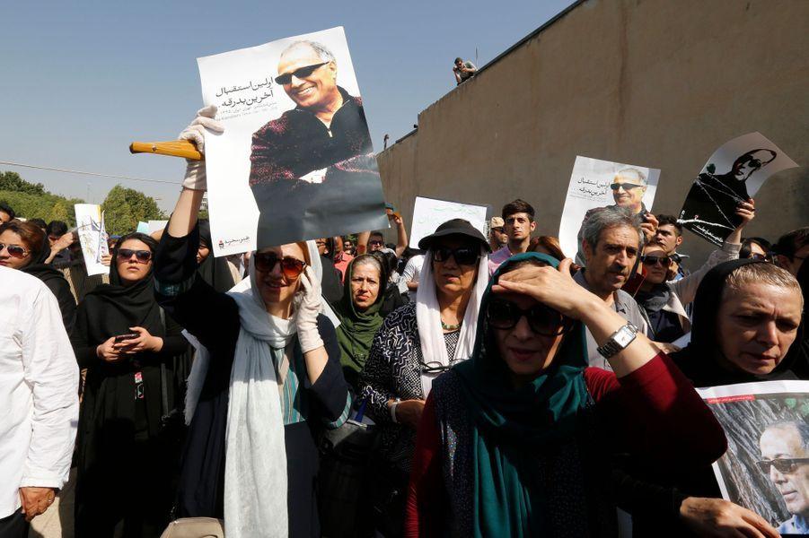 Le dernier adieu à Abbas Kiarostami