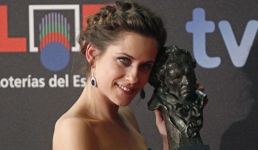 Maria Leon, meilleur espoir du cinéma espagnol