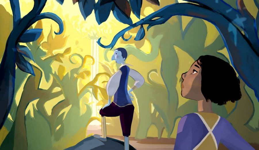 """Il figure en belle compagnie pour les sites de pronostics américains. """"Le Tableau"""" de Jean-François Laguionie pourrait permettre à l'animation française d'être à nouveau reconnue par l'Académie des Oscars. """"Le Chat du rabbin"""" de Joann Sfar est également cité."""