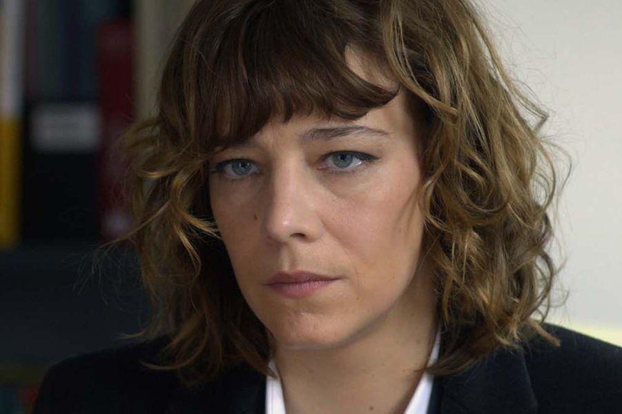 Céline Sallette, meilleure actrice pour «Corporate»
