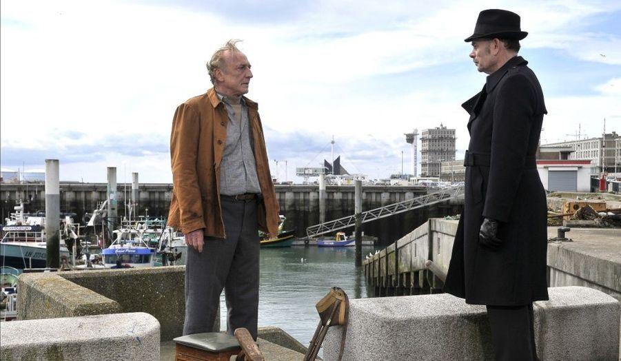 """Déjà oublié par le jury du Festival de Cannes, l'anti-héros du """"Havre"""" d'Aki Kaurismaki a aussi été ignoré par les votants des César. L'absence de Jean-Pierre Darroussin est également une injustice."""
