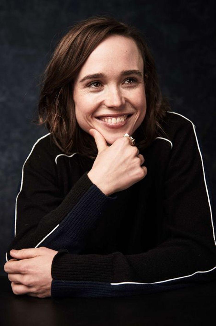 """Ellen Page de """"Tallulah"""""""