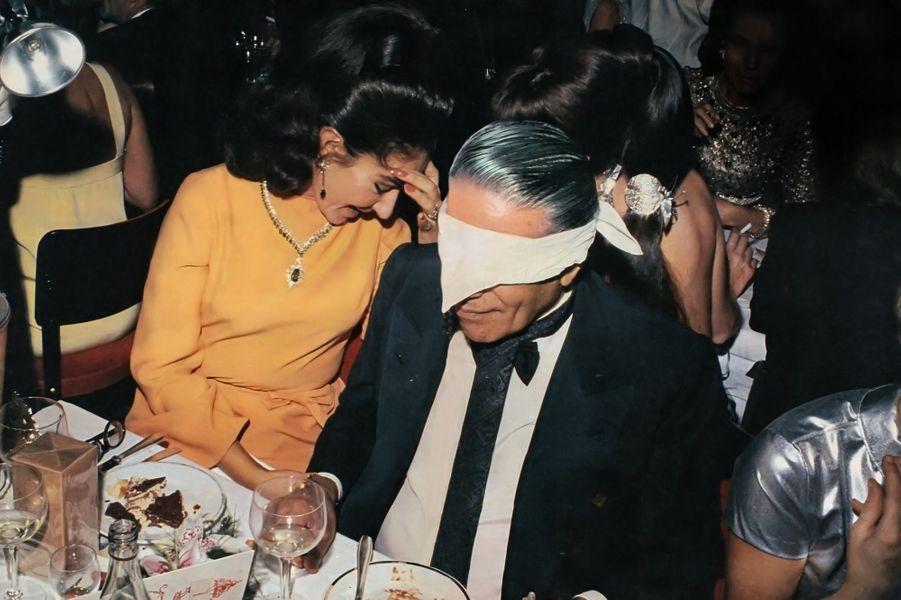 La Callas et Onassis aux 20 ans du Lido