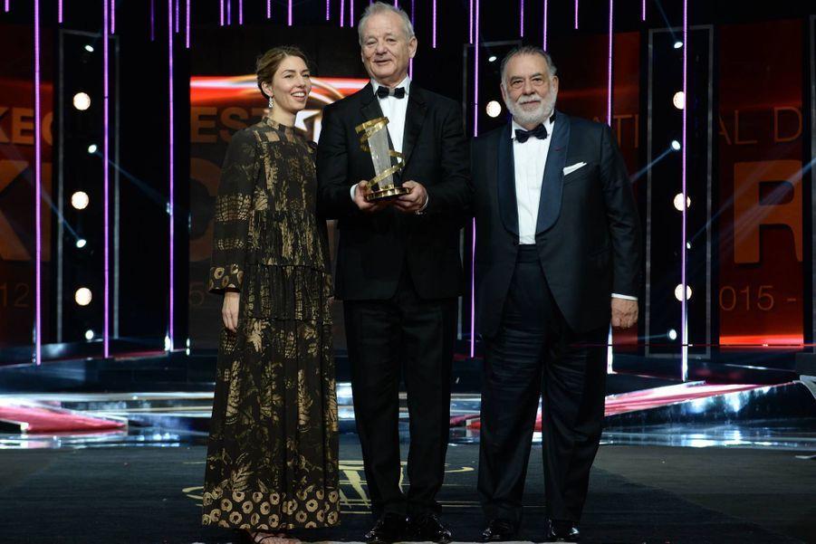 Sofia Coppola, Bill Murray et Francis Ford Coppola