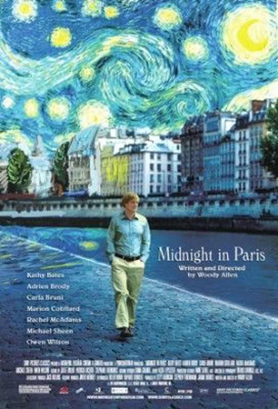 Minuit à Paris