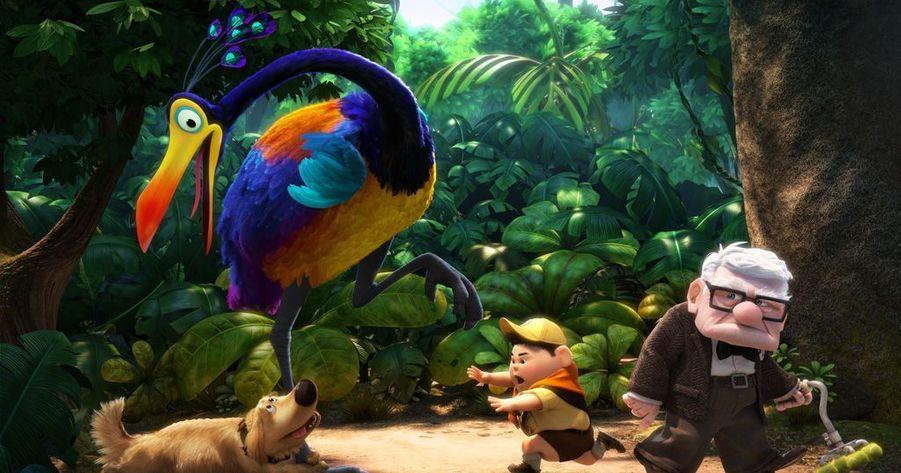 Le film d'animation des studios Pixar a obtenu cinq nominations.