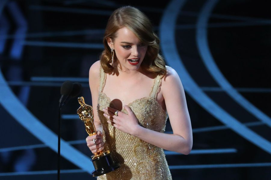 Emma Stone, meilleure actrice