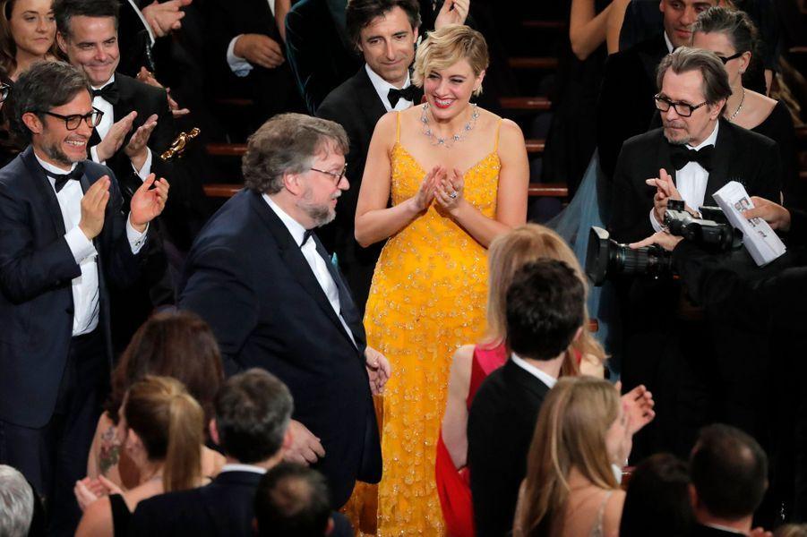 Guillermo del Toro acclamé