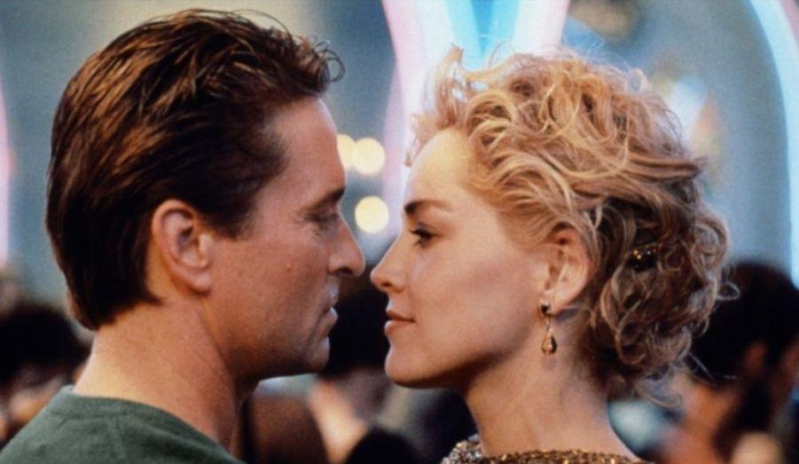 Basic Instinct, le film et le rôle de sa vie. En Catherine Tramell, romancière adepte du pic à glace, Sharon Stone se fait un nom et une réputation sulfureuse.