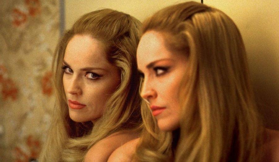 Un Golden Globe et un Oscar. Dans Casino de Martin Scorsese, Sharon Stone est plus belle que jamais, l'ange de la cité du péché que convoient les hommes.