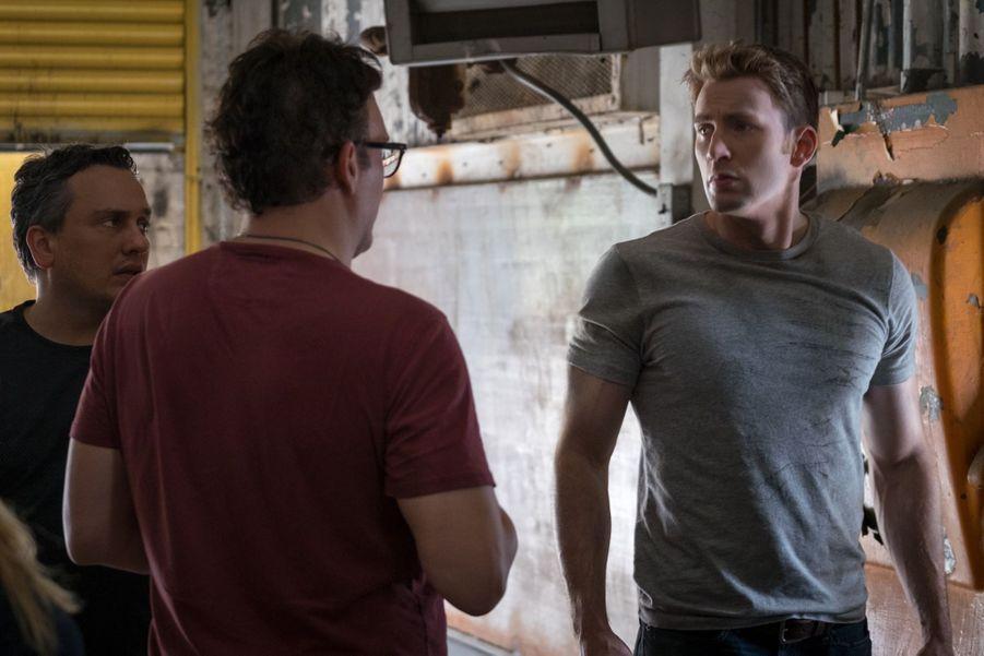 """Sur le tournage de """"Captain America: Civil War"""""""