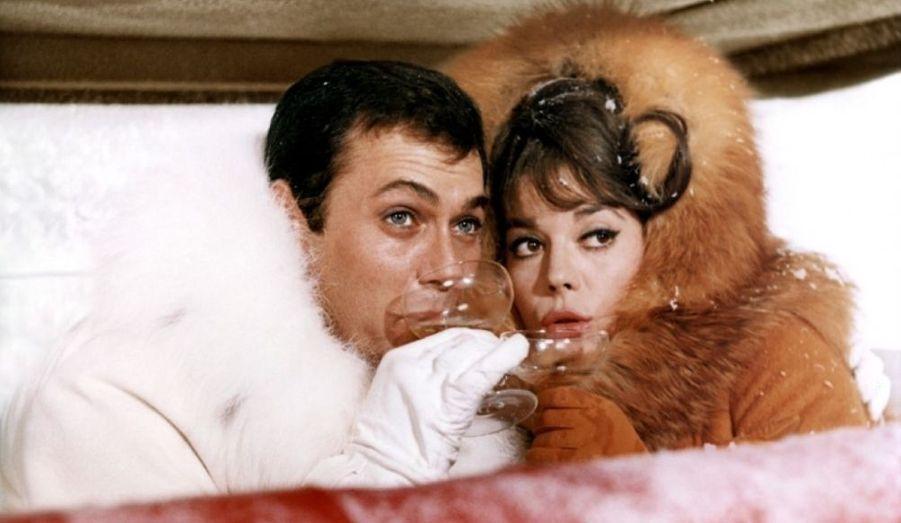 """""""The Great Race"""", un film de Blake Edwards avec Jack Lemmon et Natalie Wood, sorti en 1965."""