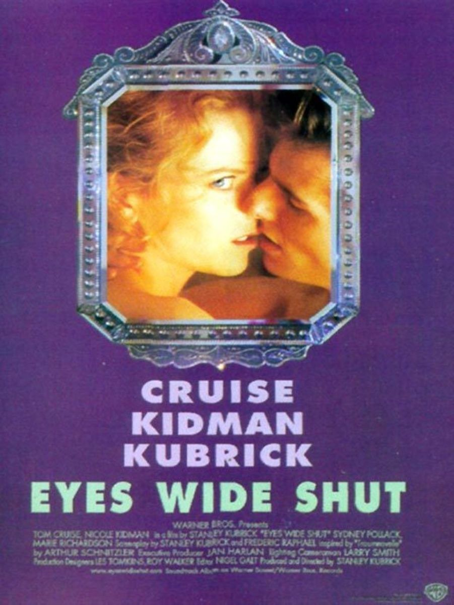 "3. ""Eyes Wide Shut"" de Stanley Kubrick"