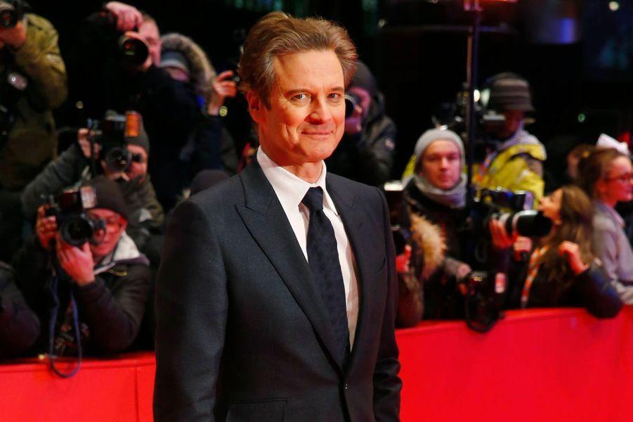"""Colin Firth (""""Genius"""")"""