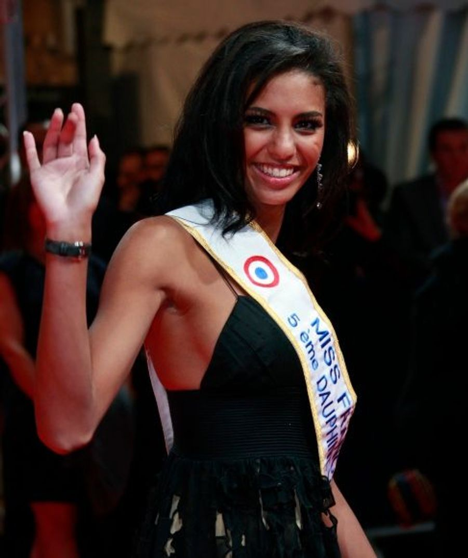 Miss France, Melle Chloé Mortaud aime le cinéma, qu'on se le dise.