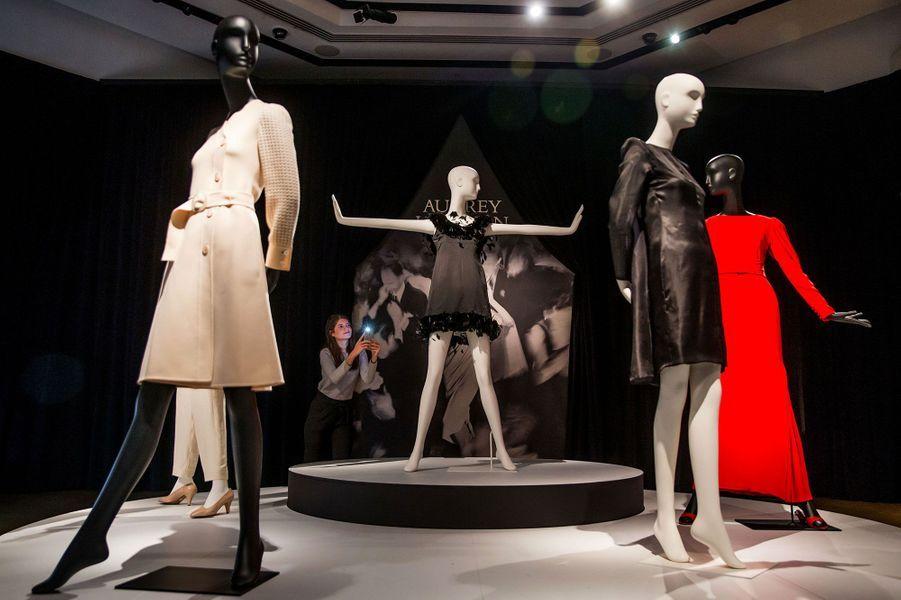 Des objets ayant appartenu à Audrey Hepburn seront mis aux enchères le 27 septembre à Londres