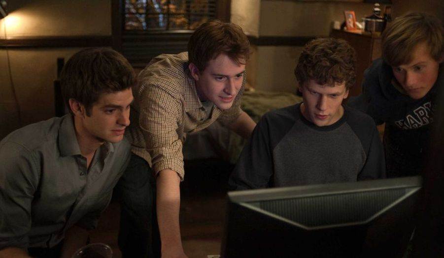 The Social Network (David Fincher)