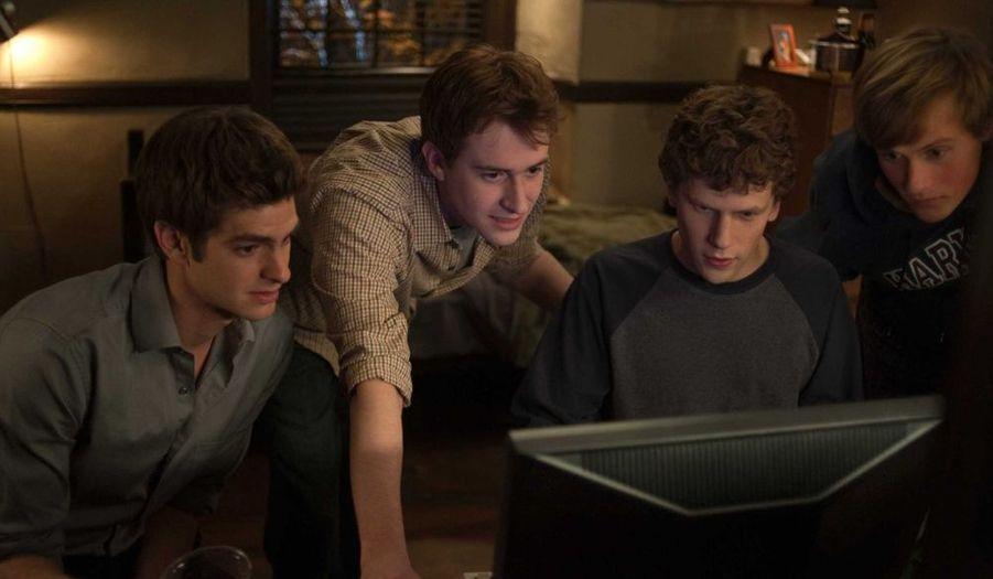 The Social Network (David Fincher)