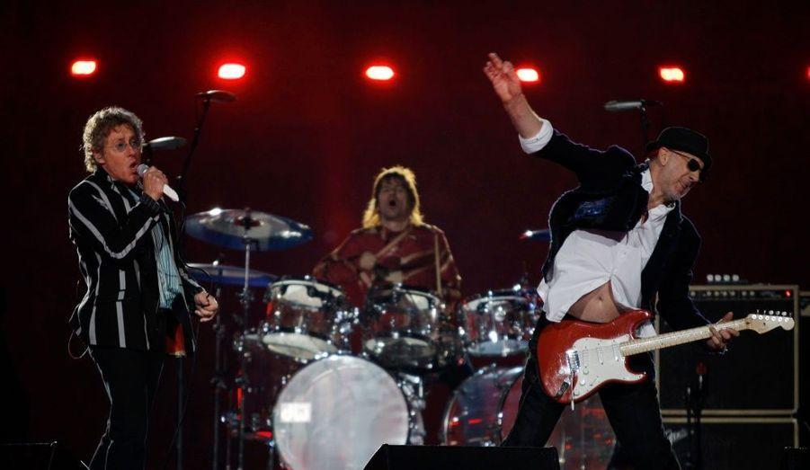 Mythique groupe des années 70, The Who a fait le show lors de la mi-temps du SuperBowl. Leur dernier album studio, «Sting in theTail», sortira en mars prochain.