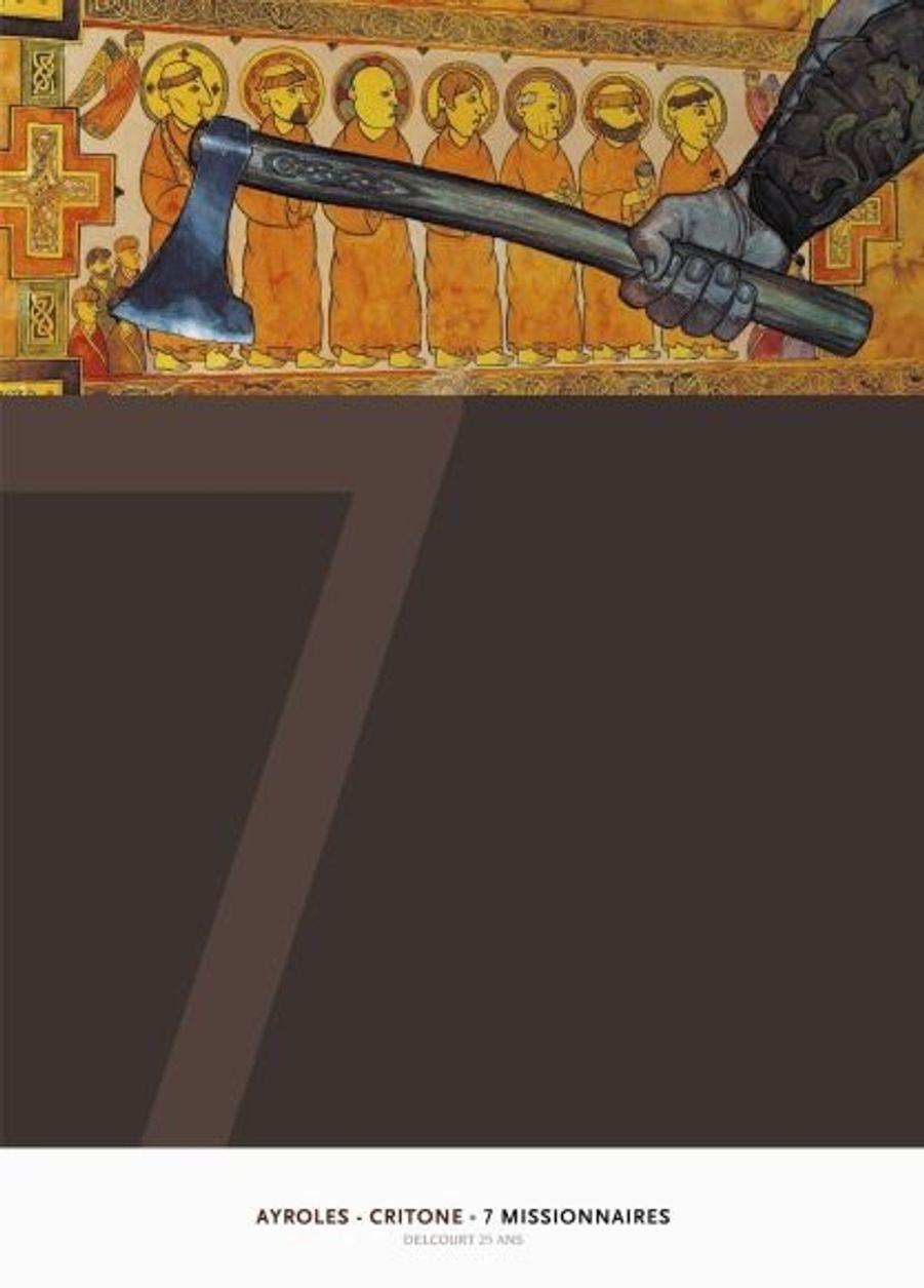 Irlande, IXe siècle. Sept moines vivant en communauté ont depuis longtemps tourné le dos aux principes sacrés de l'Église. Chacun se livre corps et âme à son péché de prédilection : qui à l'orgueil, qui à l'envie, qui à la luxure... Mais les foudres du Très-Haut vont s'abattre sur ces sept pécheurs capitaux, sous la forme d'une périlleuse mission : prendre la mer et évangéliser de féroces Vikings !