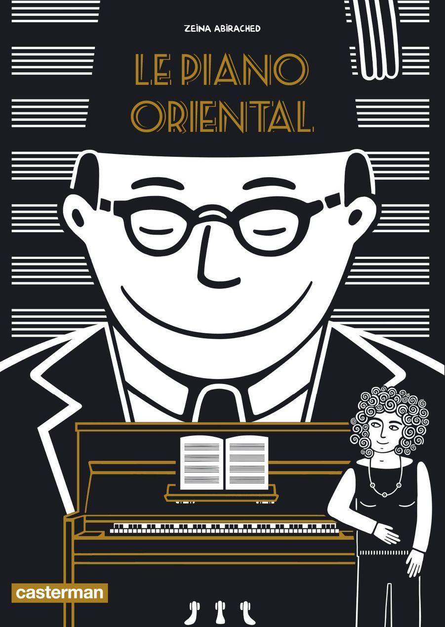 """Le Piano oriental"" de Zeina Abirached (Casterman)"