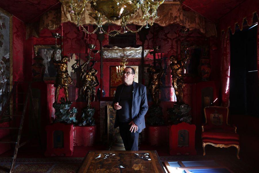 La Maison De Victor Hugo À Guernesey