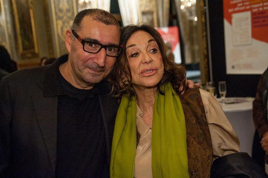 Gilles Cohen-Solal et Albina du Boisrouvray