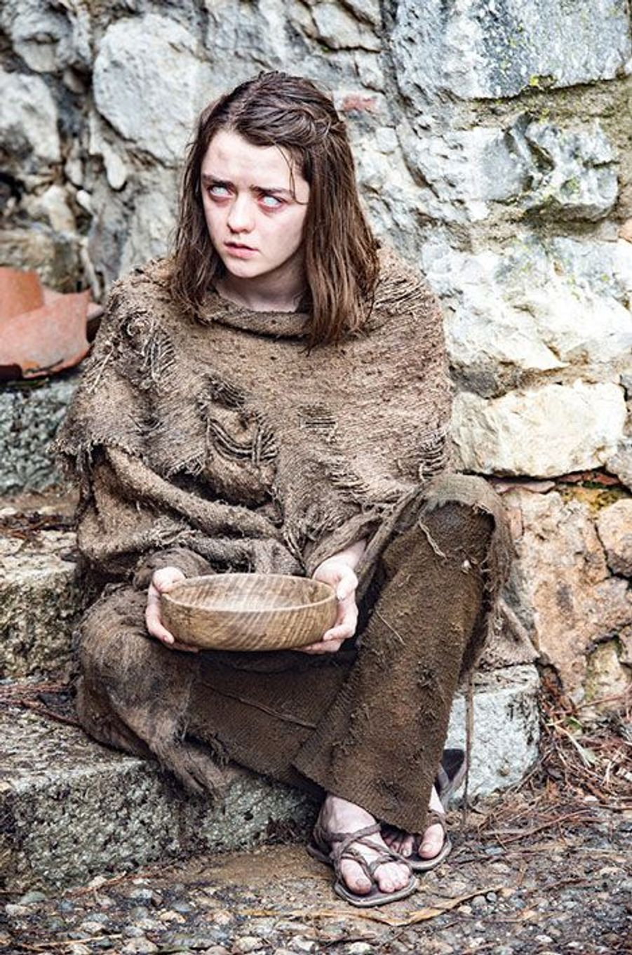 Arya Stark (Maisie Williams)