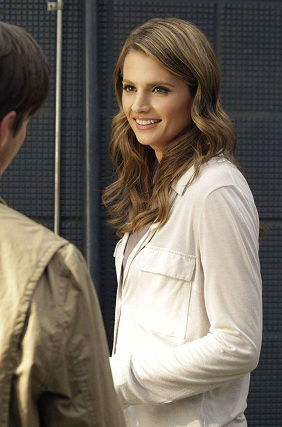 "Stana Katic de ""Castle"""