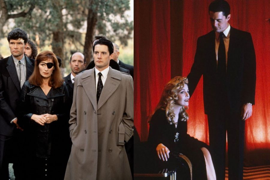 "La série ""Twin Peaks"" (1990) et le film ""Twin Peaks - Fire Walk With Me"" (1992)"