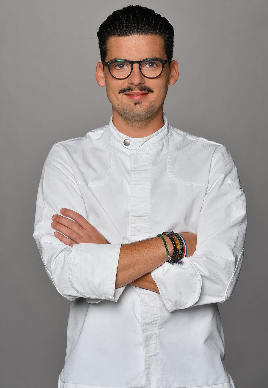 D couvrez les nouveaux candidats de top chef saison 9 for Recherche chef de cuisine paris
