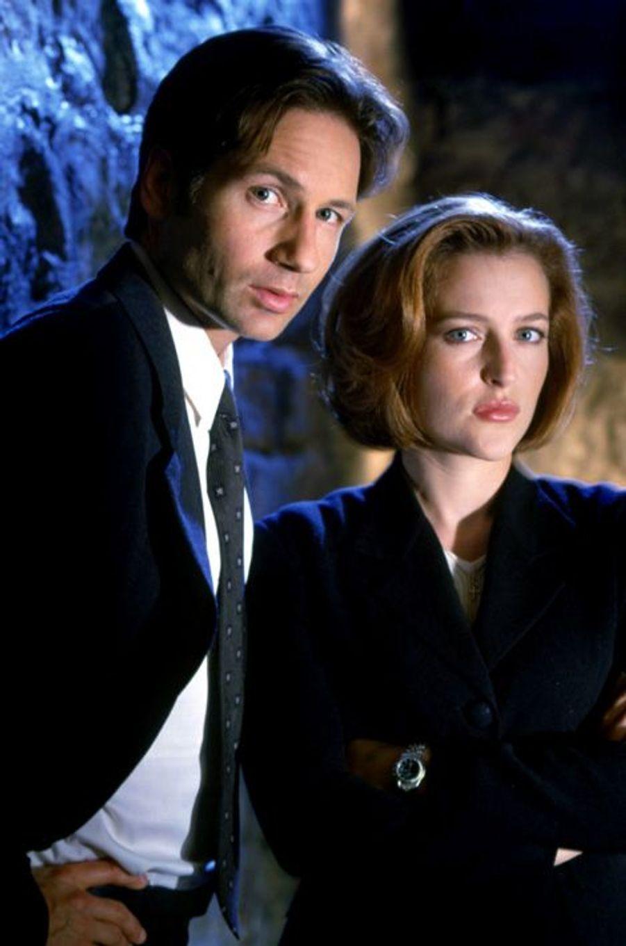 """3- """"X-Files : aux frontières du réel"""""""