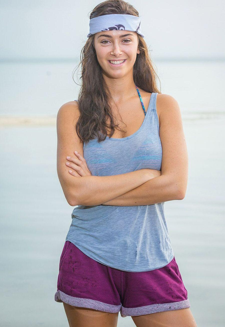 Mathilde, étudiante en langues, 21 ans, Maine-et-Loire