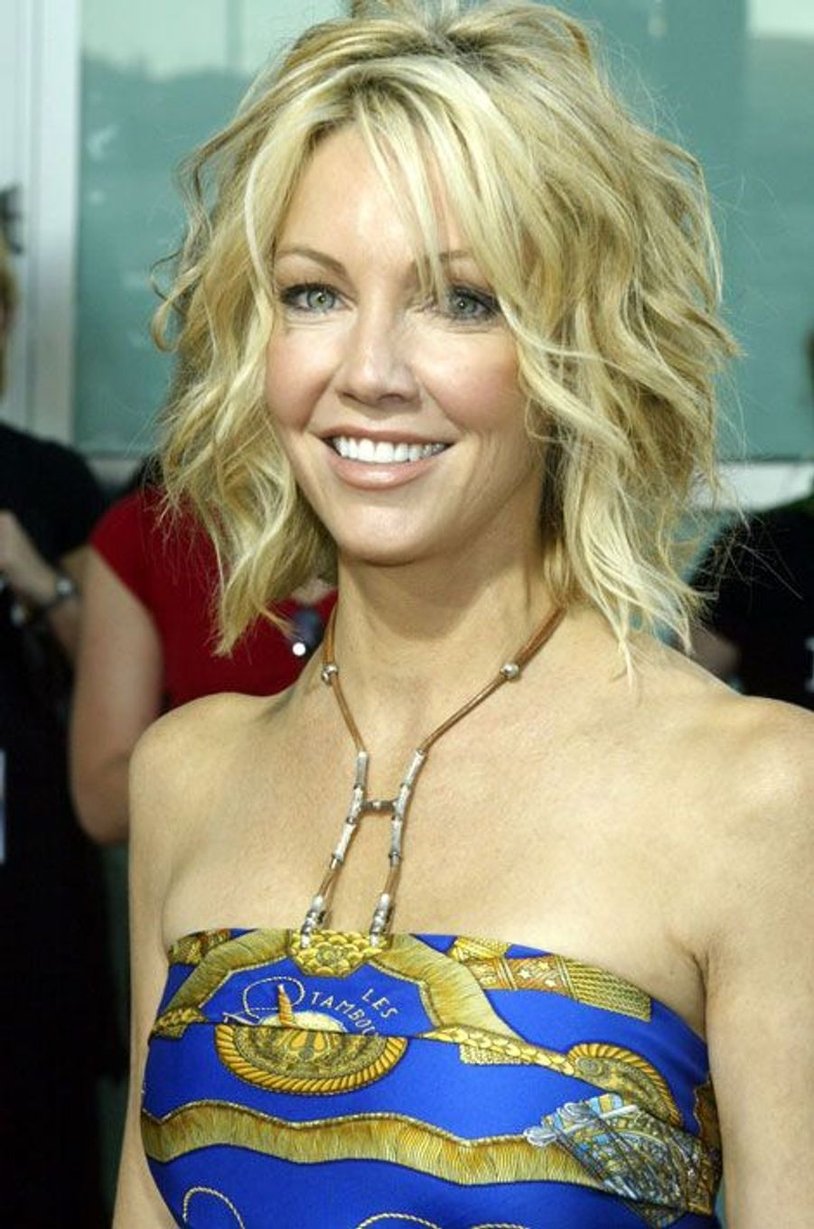 Heather Locklear (Amanda Woodward)