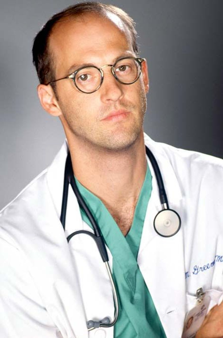 Dr. Mark Greene (Anthony Edwards)