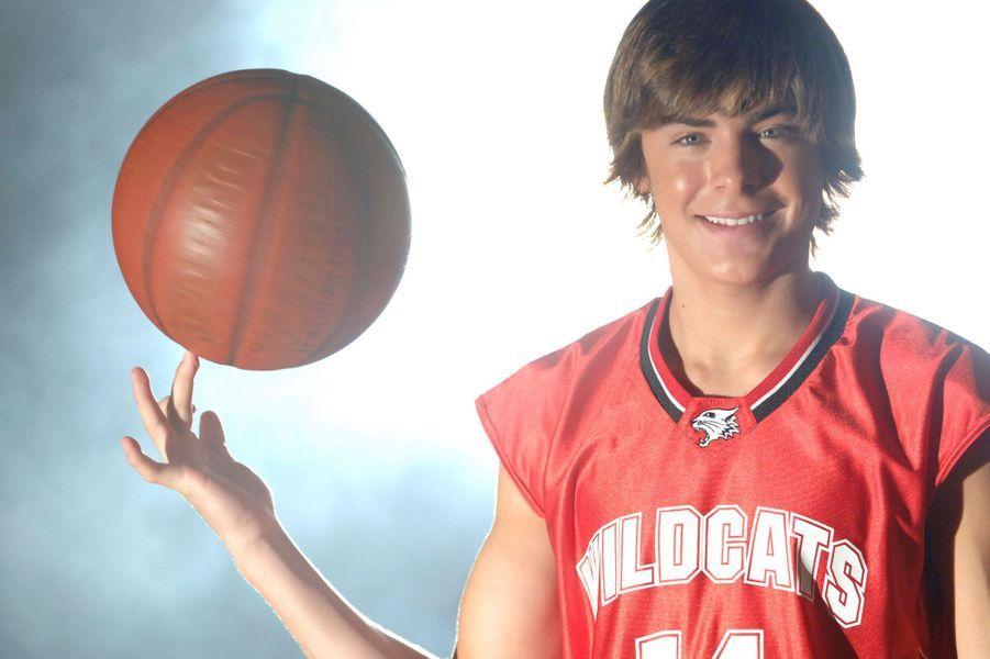 Zac Efron (Troy)