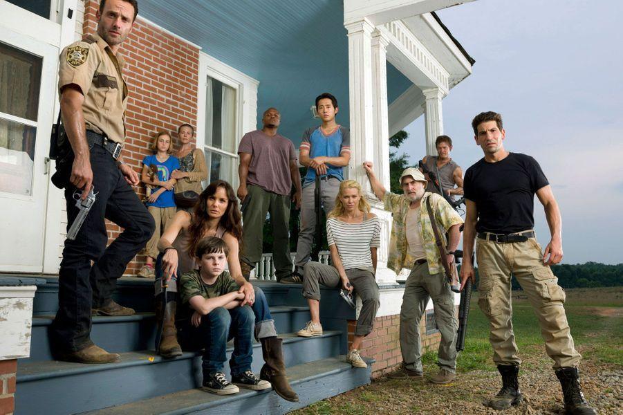 Le casting lors de la saison 2