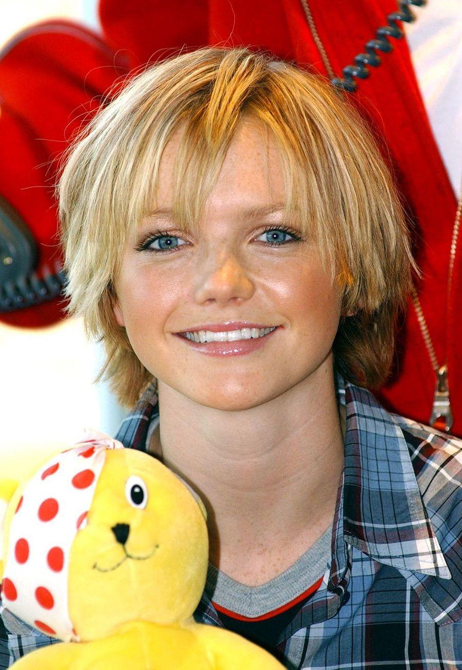 Hannah en 2001