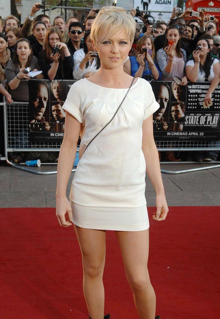 Hannah en 2009