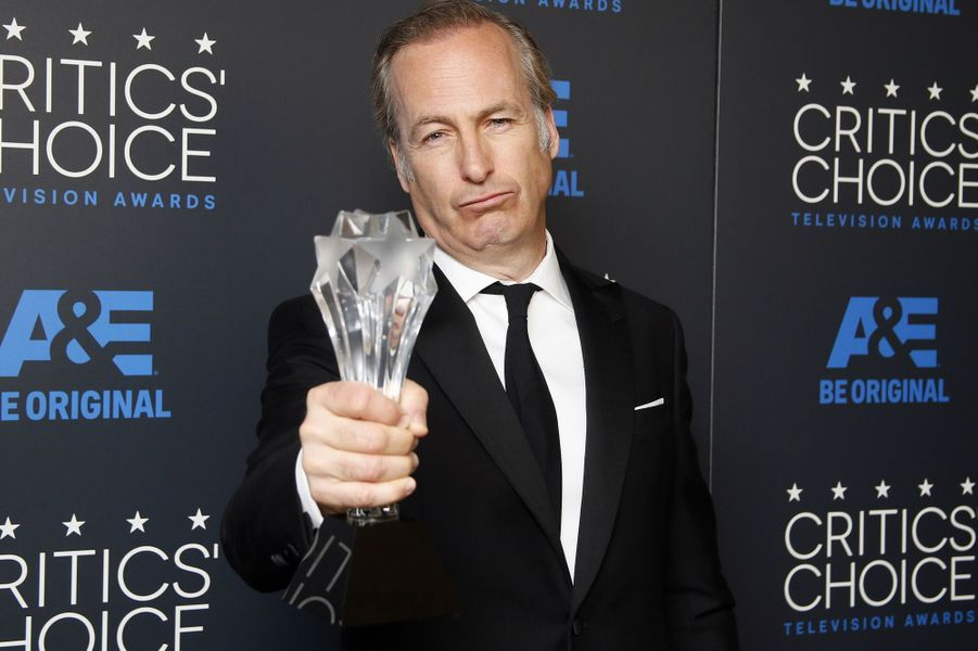 "Bob Odenkirk de ""Better Call Saul"""