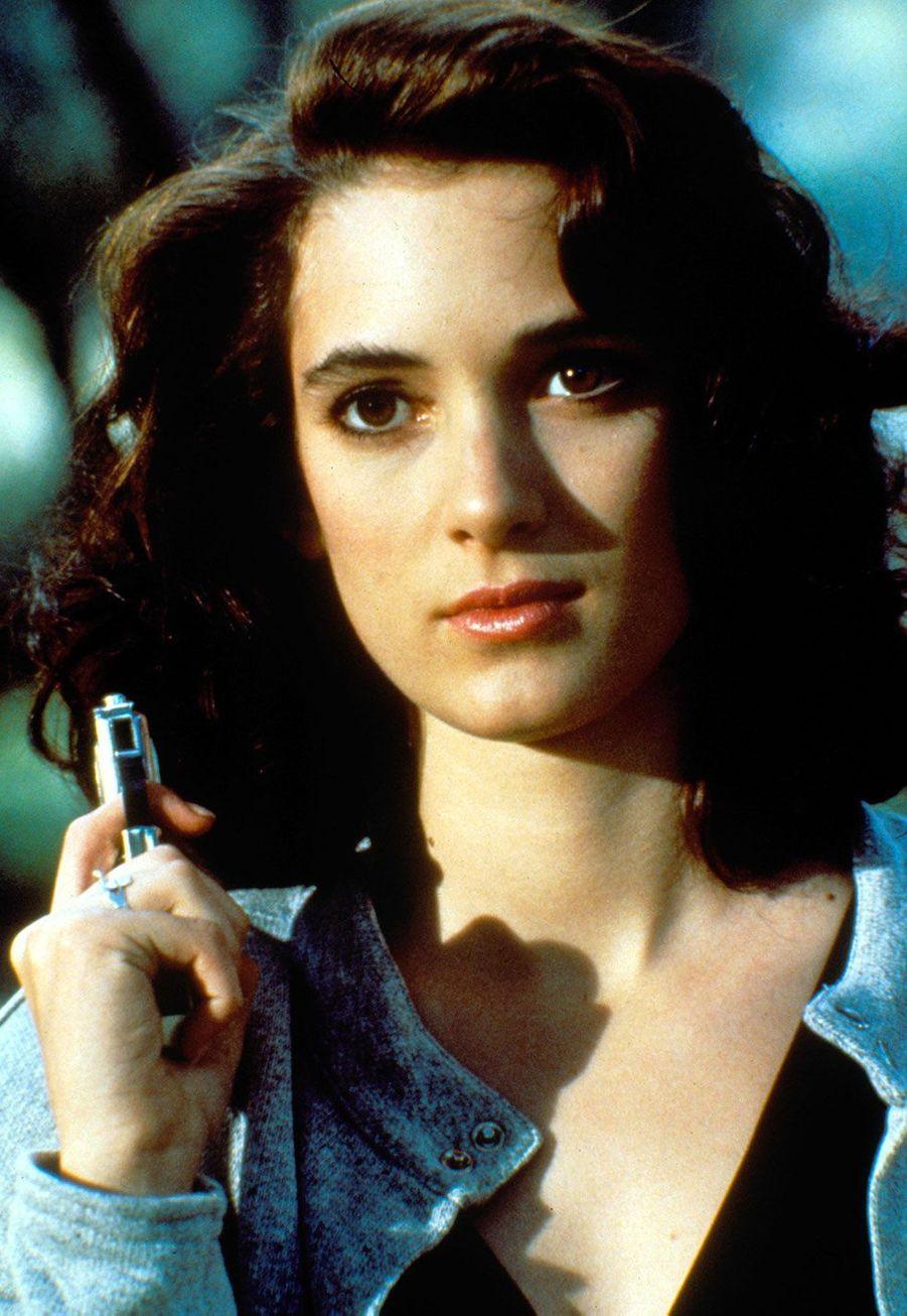 Winona Ryder en 1988
