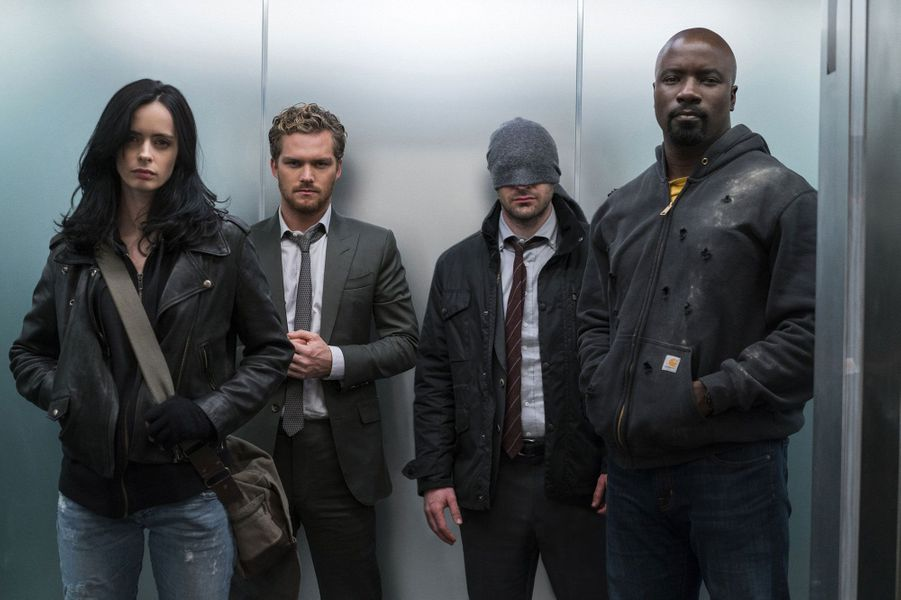 1- The Defenders