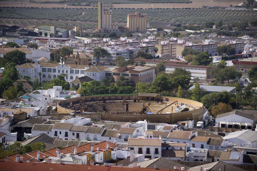 Les arènes d'Osuna, Espagne