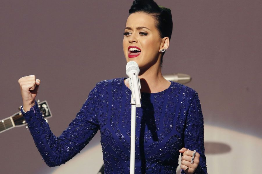 4- Katy Perry