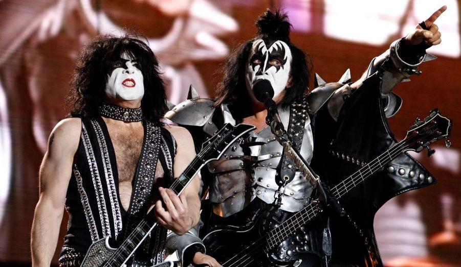 Le groupe new-yorkais Kiss est toujours frigant. Les hard-rockeurs sont en tournée au Canada et ont joué leurs nombreux tubes, hier, à Québec.