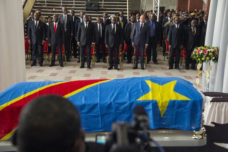 Le président Jospeh Kabila