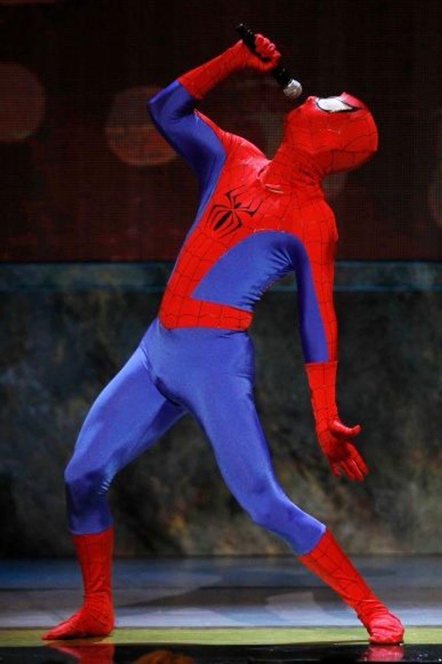 Sean Hayes en Spider-Man