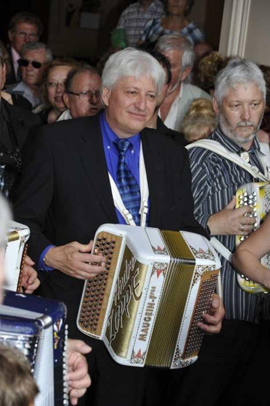 Le dernier hommage, en musique, à André Verchuren