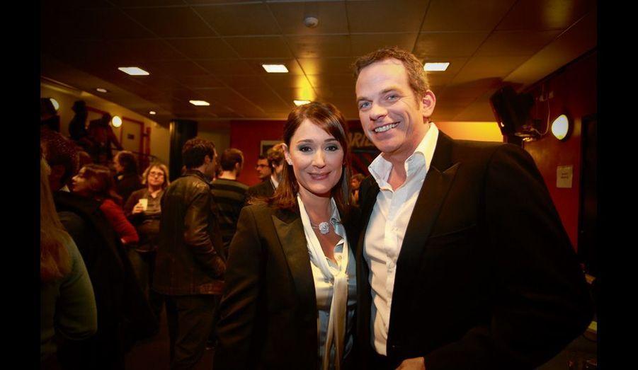 Daniela Lumbroso avec Garou