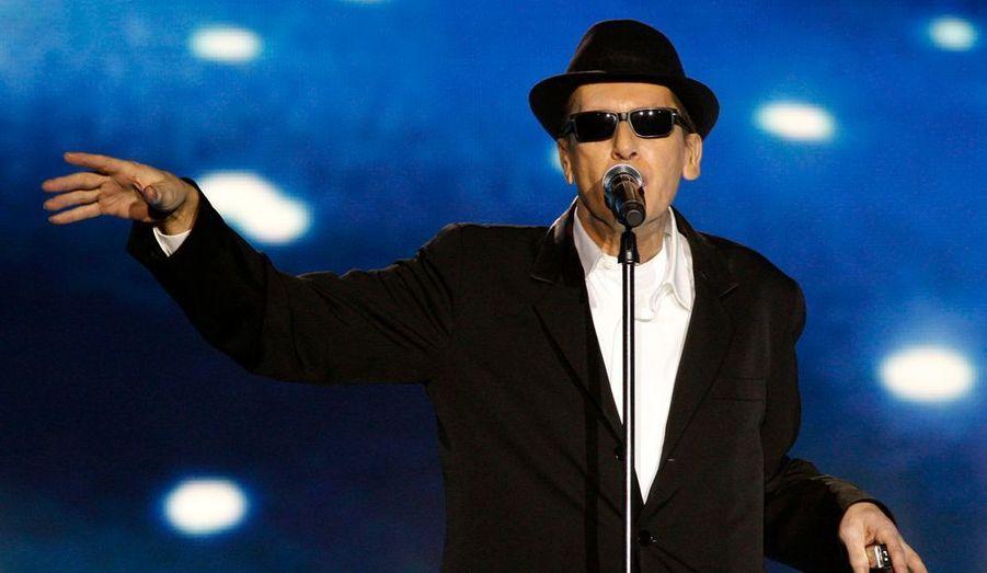 Le grand favori a triomphé en remportant trois Victoires de la musique, samedi soir lors de la cérémonie au Zénith de Paris retransmise en direct sur France 2.